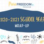 School Year Wrap-Up